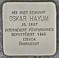 Stolperstein für Oskar Hayum (Grevenmacher).jpg