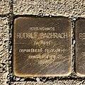 Stolperstein für Rudolf Bachrach in Hannover.jpg