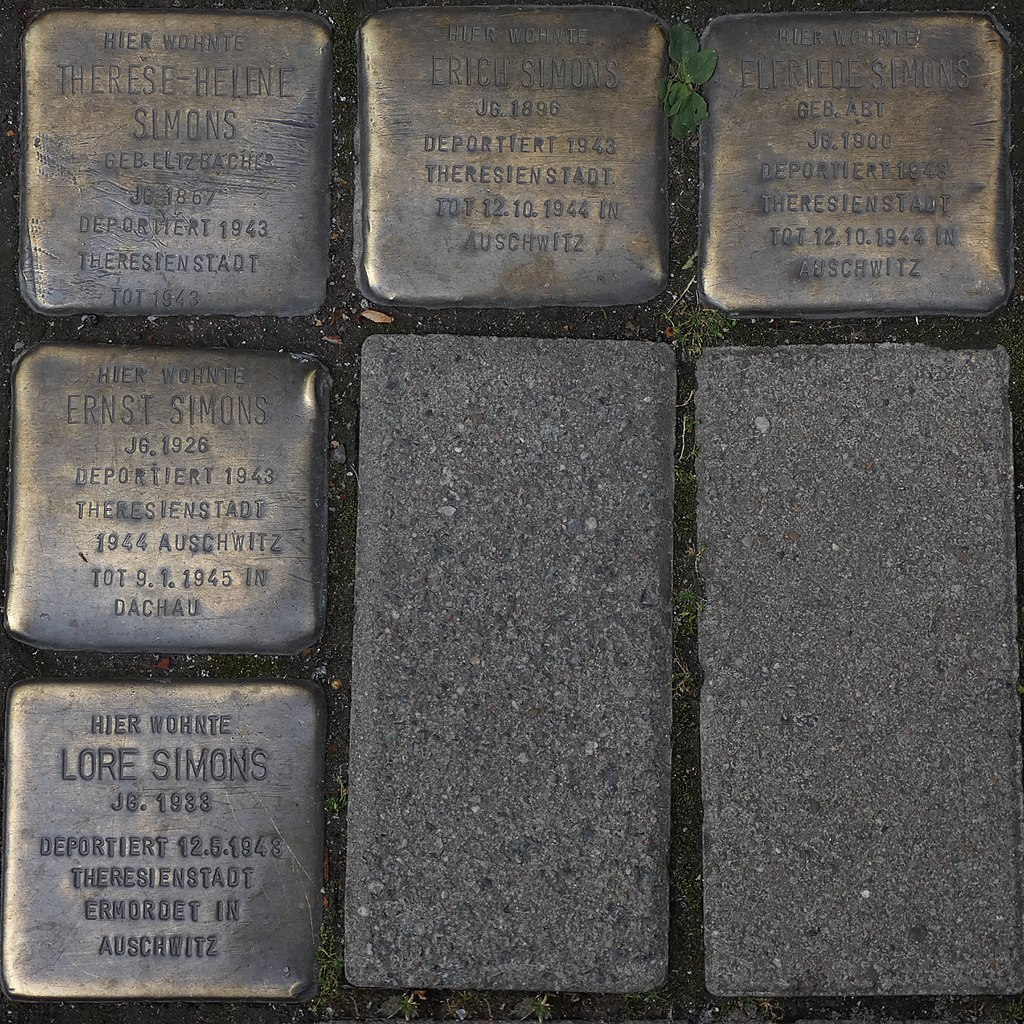 Stolpersteine Bahnhofstraße Münster.jpg