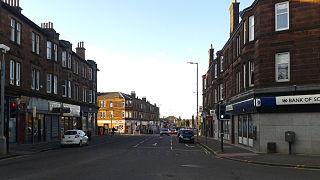 Burnside, South Lanarkshire Human settlement in Scotland