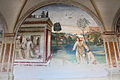 Storie di s. benedetto, 16 sodoma - Come Mauro mandato a salvare Placido cammina sopra l'acqua 01.JPG