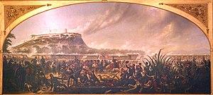 Storming of Chapultepec
