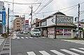 Street Scene in 2 Chome Matsuyama, Fujiyoshida-shi, Yamanashi-ken 20130813 5.jpg