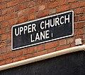 Street signs, Belfast (2) - geograph.org.uk - 1531283.jpg
