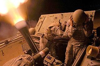Cardom Recoil mortar system