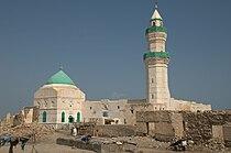 Suakin,el-Geyf mosque.jpg
