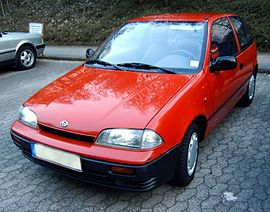 Subaru Justy Wikipedia