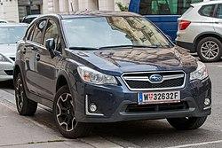 Subaru XV (2011-2016)