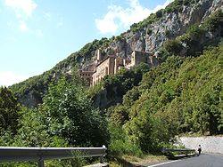 Monastero di San Benedetto (Subiaco) - Wikipedia