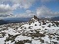 Summit, Meall a' Chaorainn - geograph.org.uk - 737652.jpg