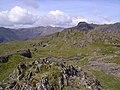 Summit Cairn, Blea Rigg....... Gone - geograph.org.uk - 445116.jpg