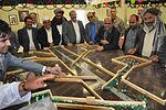 Summit on water conservation brings Afghan provincial leadership to the table 120301-N-UR169-239.jpg