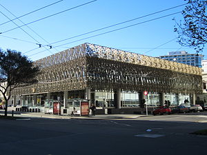Supreme Court of New Zealand - The Supreme Court building in Wellington