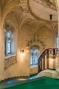 Supreme Court of the United Kingdom - Stairs.jpg