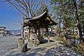 Suwa taisha Shimosha Akimiya , 諏訪大社 下社 秋宮 - panoramio.jpg
