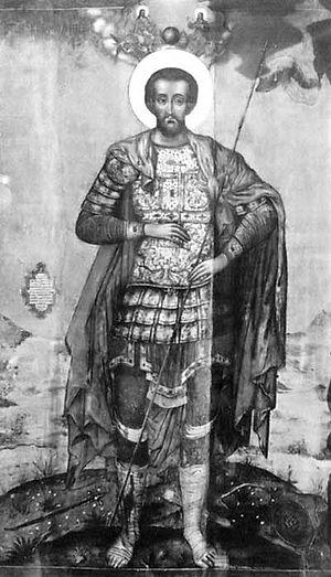 John the Warrior