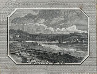Swansea bay and pier