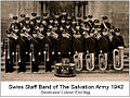 Swiss Staff Band of the Salvation Army, 1942.jpg