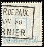 Switzerland Neuchâtel 1879 revenue 2 50c - 2C.jpg