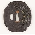 Sword Guard (Tsuba) MET 13.112.6 001dec2013.jpg