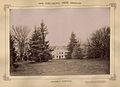 Széchenyi-kastély a park felől nézve. A felvétel 1895-1899 között készült.- Fortepan 83152.jpg
