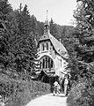 Szent Család-templom (Pfarrkirche zur Heiligen Familie). Fortepan 57487.jpg