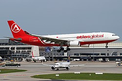 AtlasGlobal Airbus A330-200