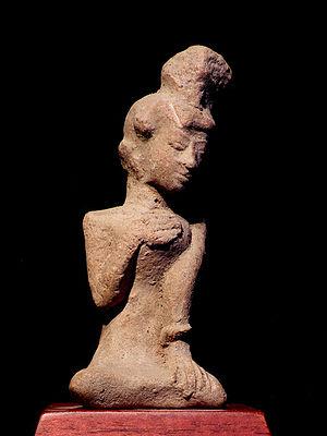 Majapahit Terracotta - Majapahit figurine