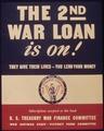 THE 2ND WAR LOAN IS ON^ - NARA - 515638.tif