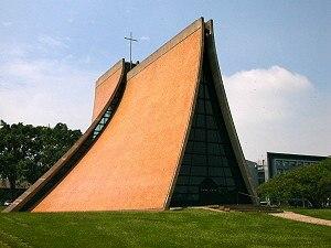 Henry Luce - Luce Memorial Chapel, Tunghai University, Taiwan.
