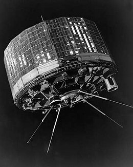 TIROS VI satellite used in Parade of Progress Show.jpg