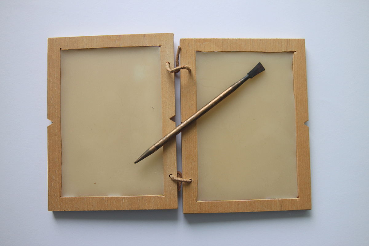 Wax Tablet Wikipedia