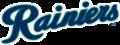 Tacoma Rainiers wordmark 1995 to 2009.png