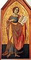 Taddeo gaddi, madonna col bambino e quattro santi, 1330-40 ca., da s. jacopo a voltiggiano 03.JPG