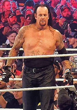 The Undertaker in 2018