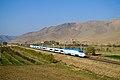 Talgo Afrosiyob 03-04, Узбекистан, Джизакская область, перегон Джизак - разъезд 13 (Trainpix 213743).jpg