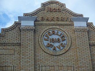 Ybor City Museum State Park - A detail of the museum's building