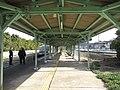 Tanagawa station platform.jpg