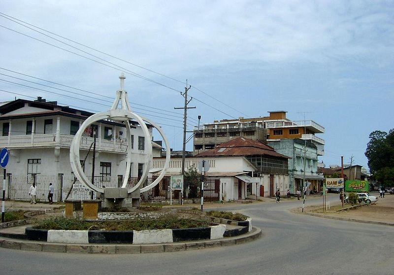 Tanga To Pemba Island Ferry