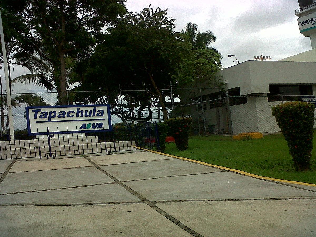 Tapachula International Airport