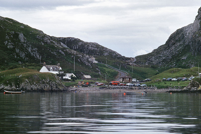 Handa Island Ferry Duration