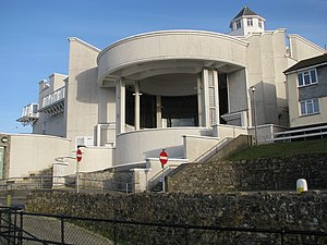 Tate - Tate St Ives opened in 1993.