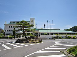 Tateshina town office 1.jpg