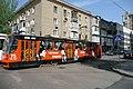 Tatra T6B5 на 1-м маршруте в Донецке.jpg