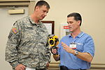 Technology expo showcases tools that can save money, save lives 140131-A-KT814-103.jpg