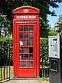 Telephone Box, Charterhouse Square - geograph.org.uk - 443622.jpg