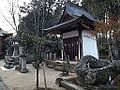 Temman Shrine in Arashiyama Taki Shrine.JPG