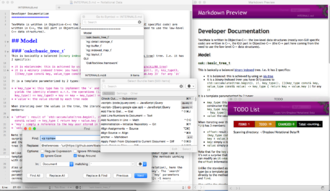 TextMate - Image: Text Mate screenshot