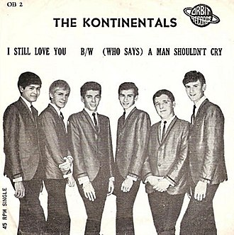 Anders Nelsson - The Kontinentals - I Still Love You