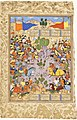 The Battle between Bahram Chubina and Sava Shah LACMA M.2009.44.1 (1 of 9).jpg